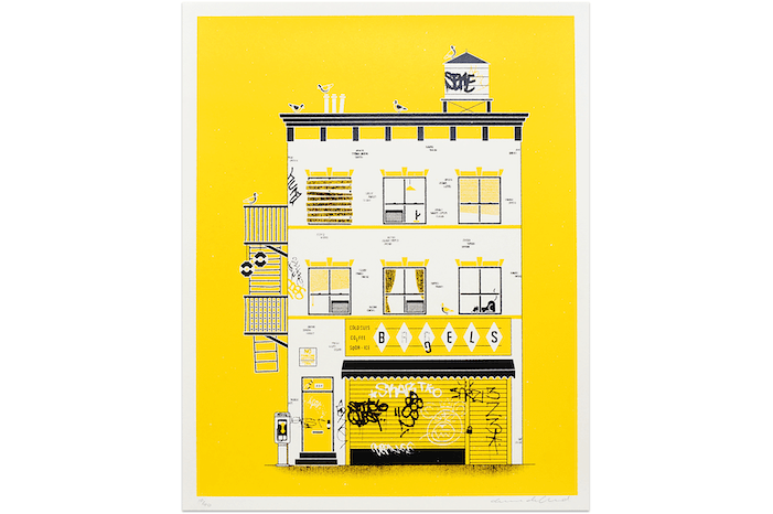New York - Taxi Yellow