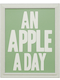 Photo of Apple A Day - Green