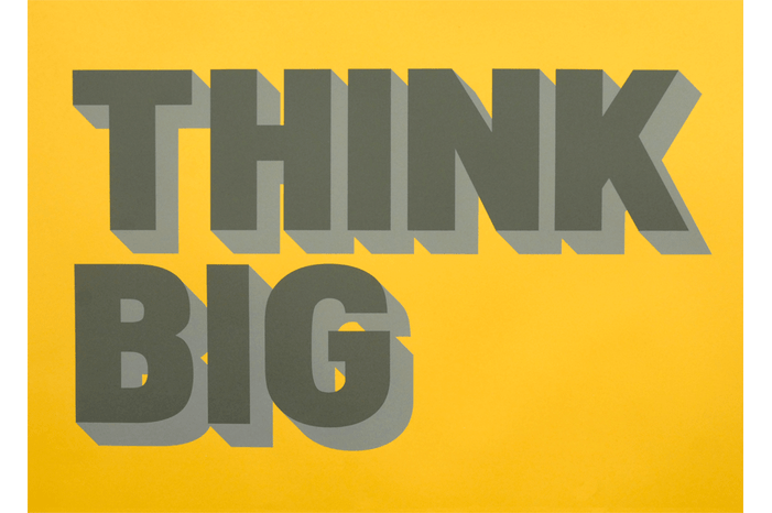 Think Big - Citrine