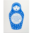 Russian Doll - Blue