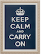 Photo of Keep Calm - Midnight Blue
