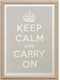 Photo of Keep Calm - Grey
