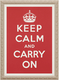 Photo of Keep Calm - Red