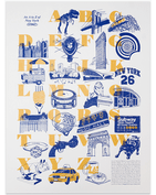 An A to Z of New York