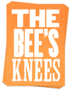 The Bee's Knees - Postcards