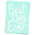 Best Day Ever - Postcards