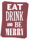Photo of Be Merry - Postcards