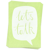 Let's Talk - Postcards