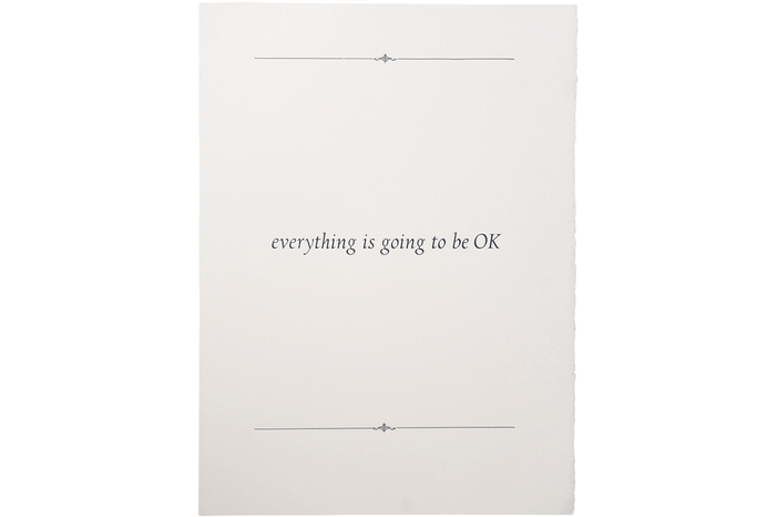 Going to Be OK