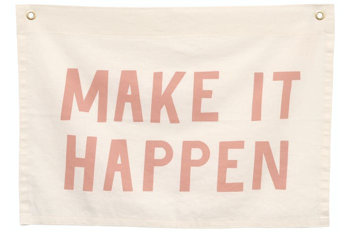Make it Happen Flag