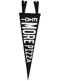 Eat More Pizza Pennant