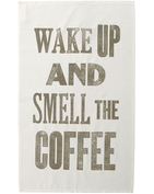 Smell The Coffee - Tea Towel