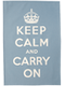 Photo of Keep Calm - Tea towel