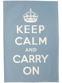 Keep Calm - Tea towel
